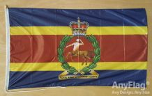 ROYAL ARMY VETERINARY CORPS  ANYFLAG RANGE - VARIOUS SIZES